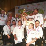 Şef Aşçılar Yine Madalyaları Topladı